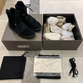 adidas - yeezy boost 750 black 26cm