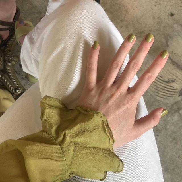 DEUXIEME CLASSE(ドゥーズィエムクラス)のJ.Hannah(ジェイハンナ)◾️ネイルポリッシュ 人気色 Eames 箱なし コスメ/美容のネイル(マニキュア)の商品写真