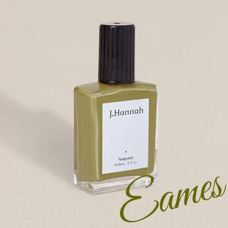 ドゥーズィエムクラス(DEUXIEME CLASSE)のJ.Hannah(ジェイハンナ)◾️ネイルポリッシュ 人気色 Eames 箱なし(マニキュア)