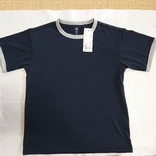 ユニクロ(UNIQLO)のUNIQLO クルーネックTシャツ 140㎝(Tシャツ/カットソー)