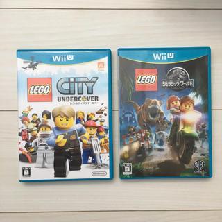 ウィーユー(Wii U)のレゴシティアンダーカバー レゴジュラシックワールド (家庭用ゲームソフト)