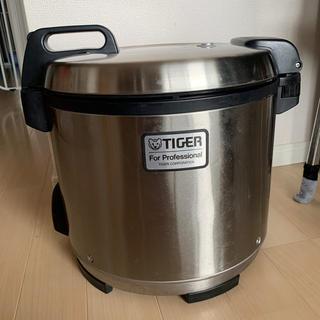 タイガー(TIGER)のタイガー TIGER 業務用炊飯器 19年制(炊飯器)