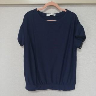 ジエンポリアム(THE EMPORIUM)の袖フリル 半袖トップス(カットソー(半袖/袖なし))