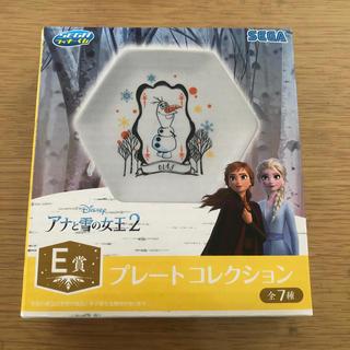 アナトユキノジョオウ(アナと雪の女王)のアナ雪 オラフ プレート(キャラクターグッズ)