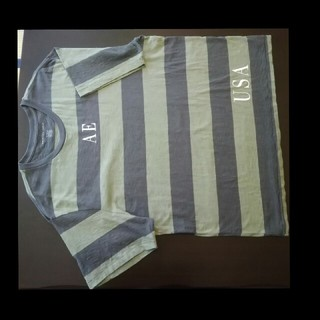 アメリカンイーグル(American Eagle)のBIGサイズ☆アメリカンイーグル☆ヴィンテージ風Tシャツ(Tシャツ/カットソー(半袖/袖なし))