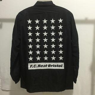 エフシーアールビー(F.C.R.B.)のFCRB コーチジャケット 35 STAR COACHES JACKET M(ナイロンジャケット)