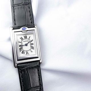 Cartier - 【保証書付】カルティエ TANK バスキュラント レディース 腕時計