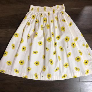 チェスティ(Chesty)のkatespade♡スカート美品(ひざ丈スカート)
