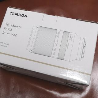 タムロン(TAMRON)の■新品■タムロン 70-180mm F/2.8 Di III V XD A056(レンズ(ズーム))