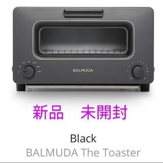 バルミューダ(BALMUDA)のBALMUDA トースター K01E-KG(調理機器)