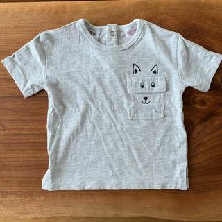 ザラキッズ(ZARA KIDS)のZARAベビー 半袖Tシャツ 74cm(Tシャツ)