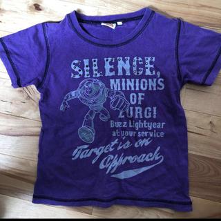 ディズニー(Disney)のトイストーリー バズ・ライトイヤー tシャツ 120(Tシャツ/カットソー)