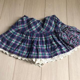 ニットプランナー(KP)のKP★120cmキュロットスカート(スカート)