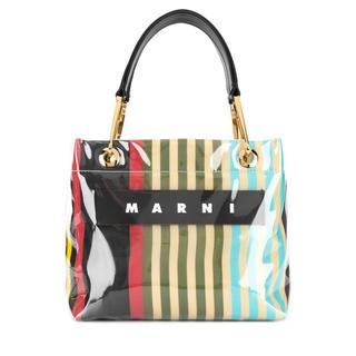 Marni - MARNI マルニ GLOSSY GRIPハンドバッグ