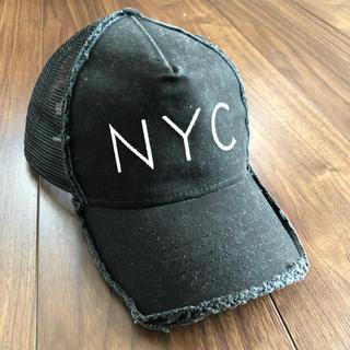 ニューエラー(NEW ERA)のニューエラ NYCメッシュキャップ(キャップ)