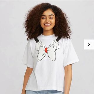 ディズニー(Disney)のディズニーラブ ミニーマウス コレクション by AMBUSH(Tシャツ(半袖/袖なし))