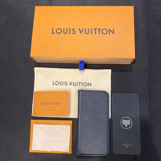 ルイヴィトン(LOUIS VUITTON)のルイヴィトン iPhone X XS ケース エピ(iPhoneケース)