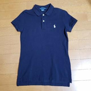 Ralph Lauren - ラルフローレン紺色ポロシャツ