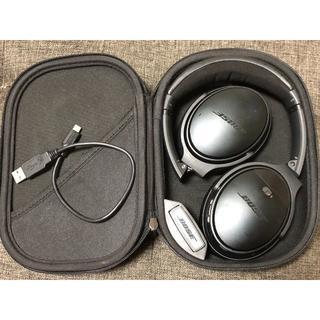ボーズ(BOSE)のボーズBOSE QuietComfort 35 ワイヤレスヘッドホン(ヘッドフォン/イヤフォン)