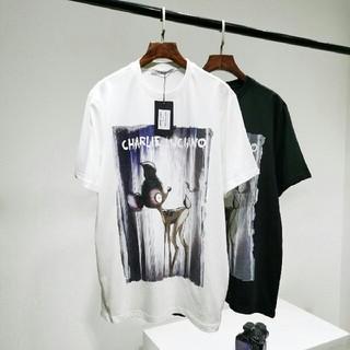 ディズニー(Disney)の2枚 Charlie Luciano disney バンビ Tee(Tシャツ/カットソー(半袖/袖なし))