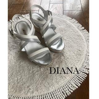 ダイアナ(DIANA)のDIANA  ウェッジソールサンダル❤️(サンダル)