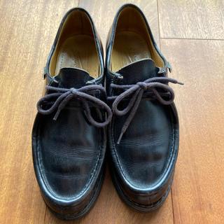 パラブーツ(Paraboot)のパラブーツミカエル 23センチ(ローファー/革靴)