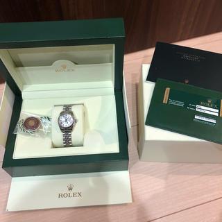 ROLEX - 国内正規店購入 ロレックス デイトジャスト