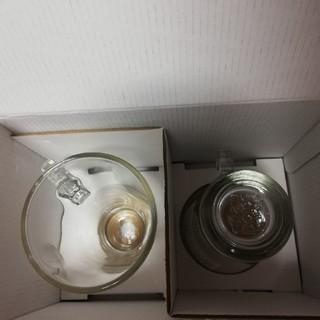 ネスレ(Nestle)のネスカフェ ラテグラス2客セット(グラス/カップ)
