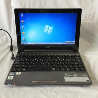 エイサー(Acer)のacer Aspire one D260   Atom N455(ノートPC)