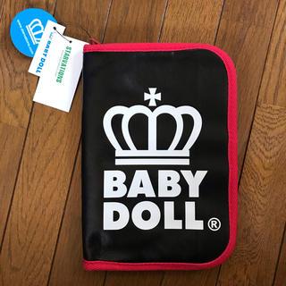 ベビードール(BABYDOLL)のベビードール 母子手帳 多収納 新品未使用(母子手帳ケース)