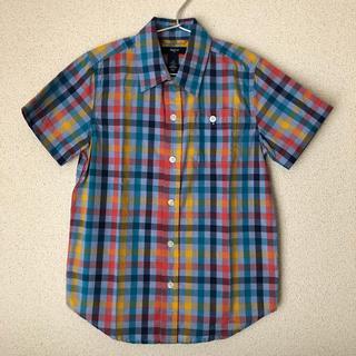 ギャップキッズ(GAP Kids)のGapKids チェックシャツ(ブラウス)