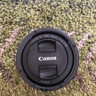 キヤノン(Canon)の Canon EF LENS50mm(レンズ(単焦点))