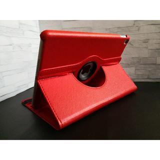 rokobo様専用ガラスフィルムとiPad7世代(10.2)RED ケース (iPadケース)