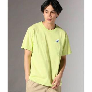 コモリ(COMOLI)の【新品】アドサム Tシャツ M(Tシャツ/カットソー(半袖/袖なし))