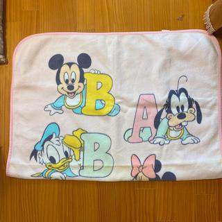 ディズニー(Disney)のベビー キッズ ディズニーベイビー ブランケット 毛布(毛布)