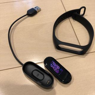 Xiaomi Mi Smart band 4 グローバル版