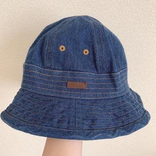 【お値段交渉承ります】デニム 帽子 バケットハット(ハット)