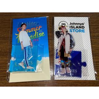 Johnny's - SixTONES 田中樹 アクリルスタンド サマパラ アイランドストア
