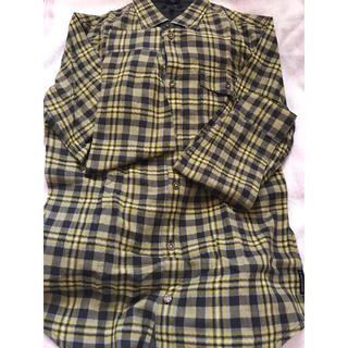 アルマーニジーンズ(ARMANI JEANS)のアルマーニジーンズ チェック シャツ ネルシャツ(シャツ)