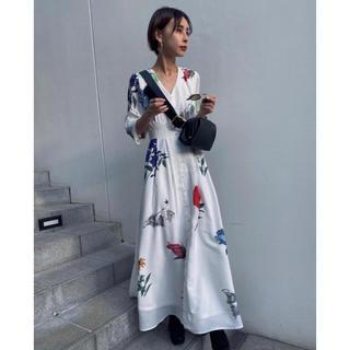 Ameri VINTAGE - ameri vintage 2WAY AMANDA DRESS Mサイズ