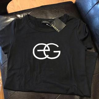 エゴイスト(EGOIST)のEGOIST 新品未使用 Tシャツ(Tシャツ(半袖/袖なし))