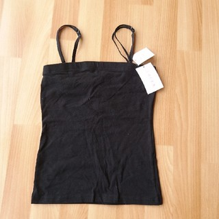 COLZA - キャミソール Mサイズ ブラック