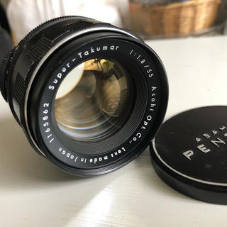 ペンタックス(PENTAX)のスーパータクマー55mm f1.8(レンズ(単焦点))
