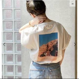Plage - 今期plage ジェーンスミスTシャツ