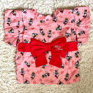 ディズニー(Disney)の犬の浴衣 ミニーマウス(犬)