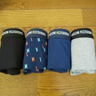 ミチコロンドン(MICHIKO LONDON)のMサイズ  ミチコロンドン コシノ  ボクサーパンツ 4枚組(ボクサーパンツ)