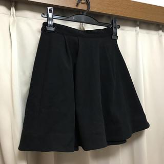 ティティアンドコー(titty&co)のティティアンドコー ミニスカート ブラック(ミニスカート)