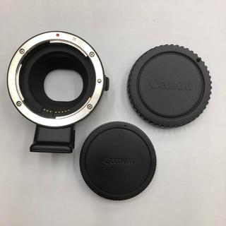 キヤノン(Canon)のキヤノン マウントアダプター EF-EOS M(ミラーレス一眼)