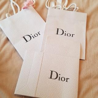 ディオール(Dior)のDior SHOP袋 箱 (ショップ袋)