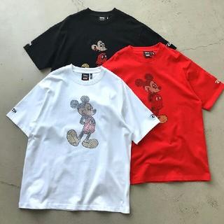 ディズニー(Disney)の2枚セットKITH X DISNEY 90ss コラボ MICKEY TEE(Tシャツ/カットソー(半袖/袖なし))
